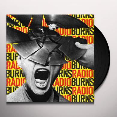 RADIO BURNS / 3164 HANLEY Vinyl Record - Black Vinyl