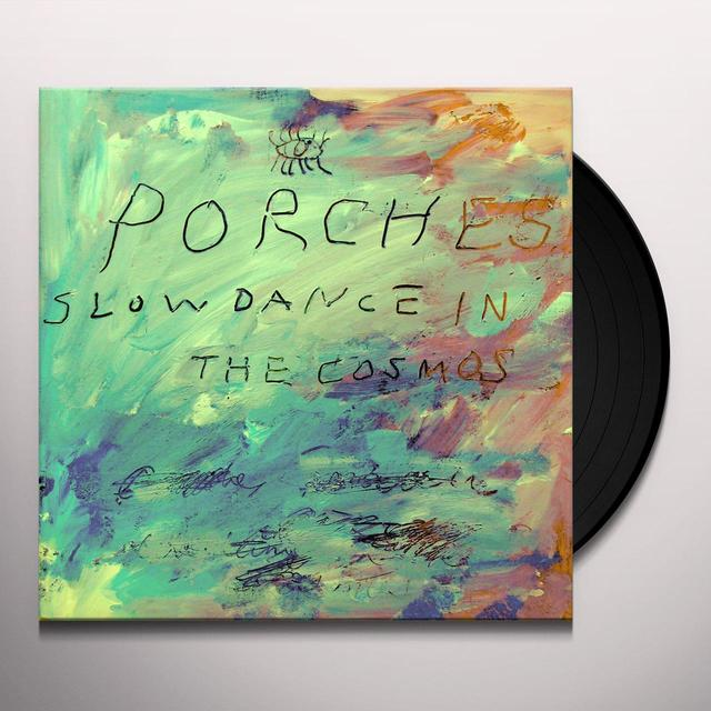 Porches SLOW DANCE IN THE COSMOS Vinyl Record - Digital Download Included
