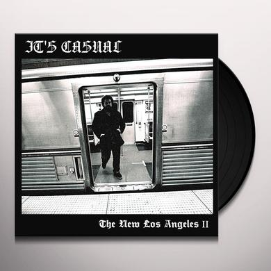 It'S Casual NEW LOS ANGELES II: LESS VIOLENCE MORE VIOLINS Vinyl Record