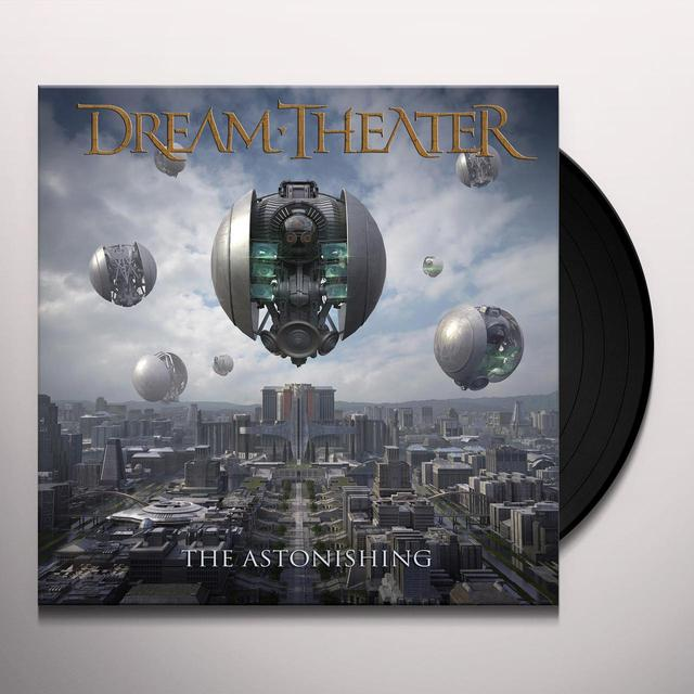 Dream Theater ASTONISHING (BOX) Vinyl Record - Digital Download Included
