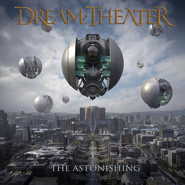 Dream Theater ASTONISHING Vinyl Record