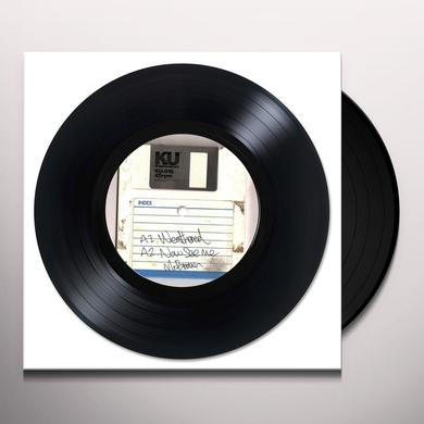 MR BROWN KU-023 Vinyl Record