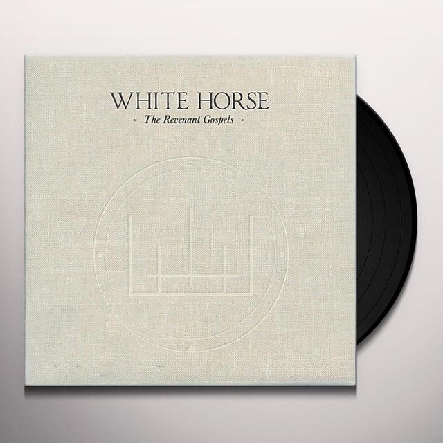 WHITE HORSE REVENANT GOSPELS Vinyl Record