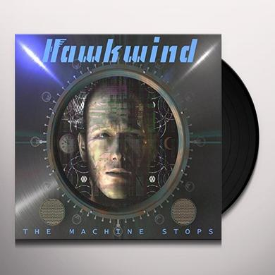 Hawkwind MACHINE STOPS (EP) Vinyl Record - Gatefold Sleeve, Limited Edition, 180 Gram Pressing