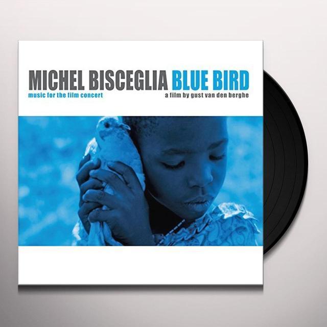Michel Trio Bisceglia BLUE BIRD - O.S.T. Vinyl Record
