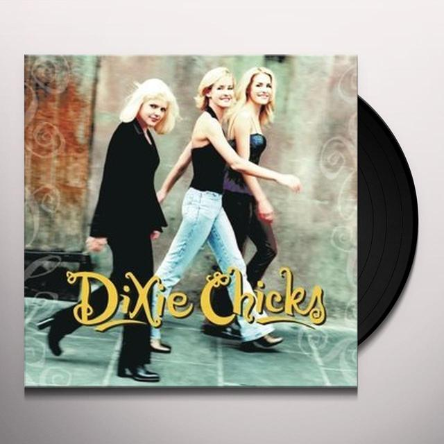 Dixie Chicks WIDE OPEN SPACES Vinyl Record - Gatefold Sleeve