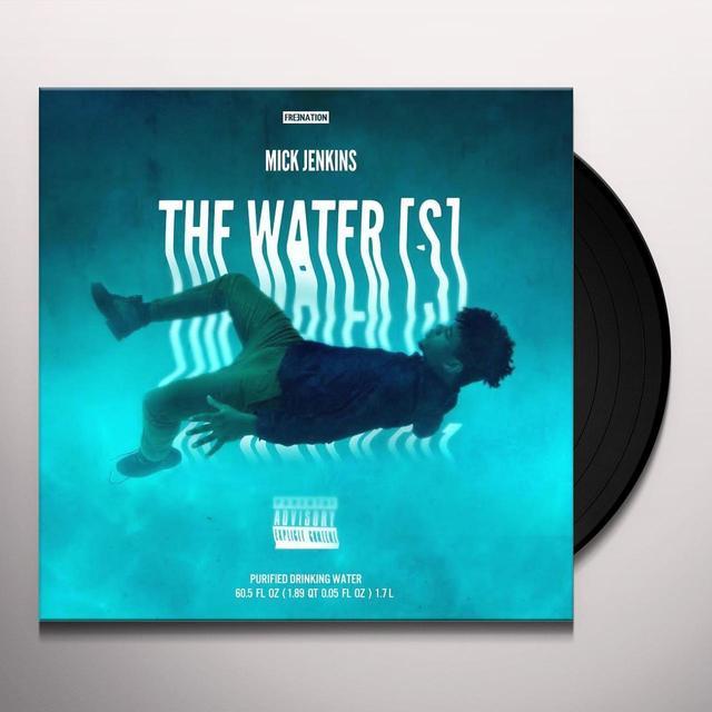 Mick Jenkins WATERS Vinyl Record