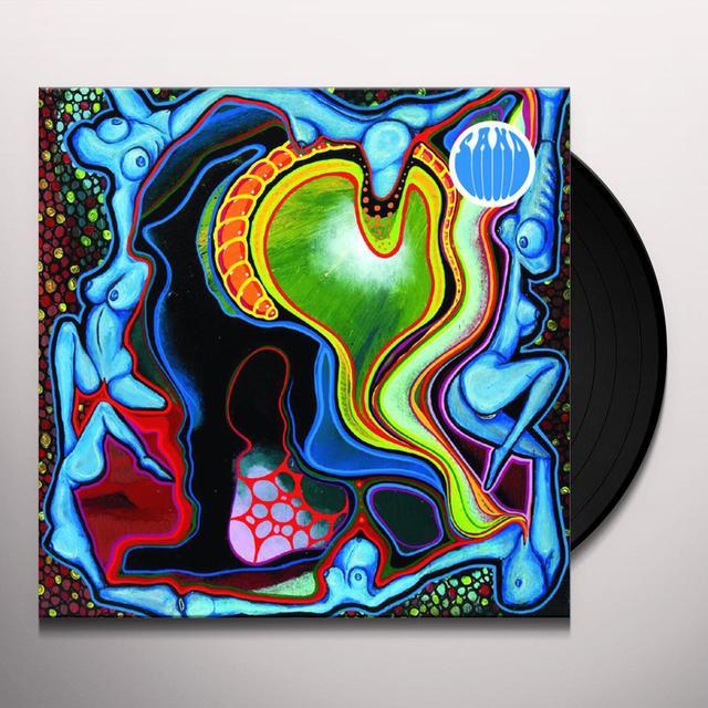 Sand SYLPH BALLET Vinyl Record - 200 Gram Edition