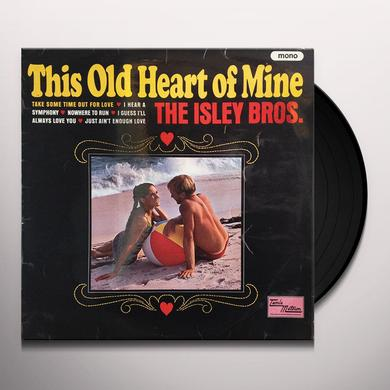 The Isley Brothers THIS OLD HEART OF MINE Vinyl Record