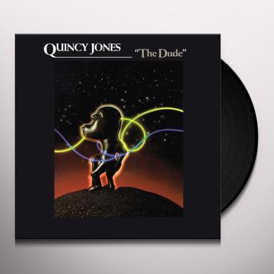 Quincy Jones DUDE Vinyl Record