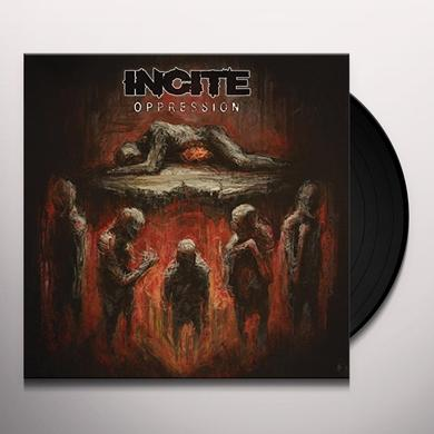 Incite OPPRESSION Vinyl Record