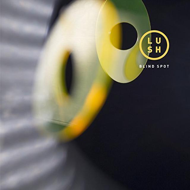 Lush BLIND SPOT Vinyl Record