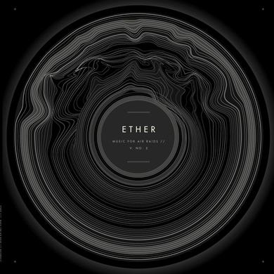 Ether MUSIC FOR AIR RAIDS V2.0 Vinyl Record