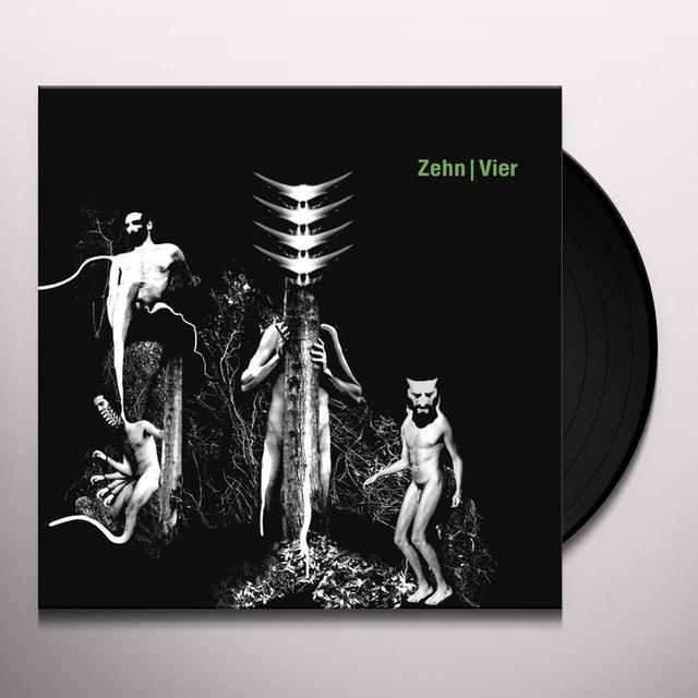 ZEHN / VIER / VARIOUS Vinyl Record
