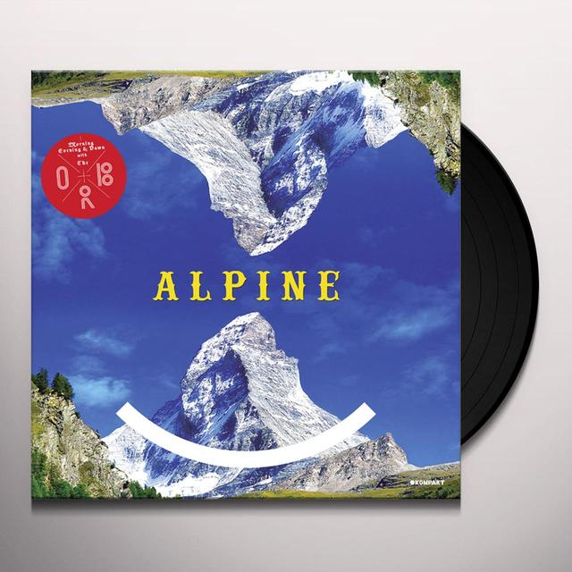 Orb ALPINE Vinyl Record