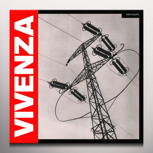 Vivenza VERITI PLASTICI Vinyl Record - Colored Vinyl, Red Vinyl
