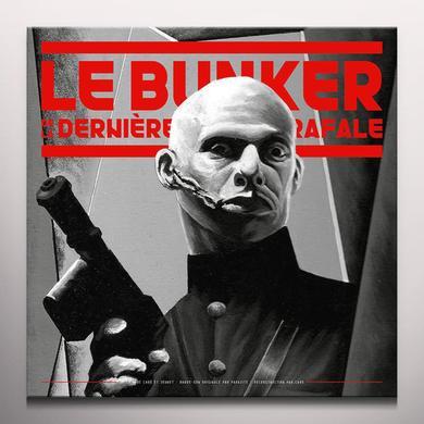 PARAZITE (COLV) (RED) LE BUNKER DE LA DERNIERE RAFALE - O.S.T. Vinyl Record - Colored Vinyl