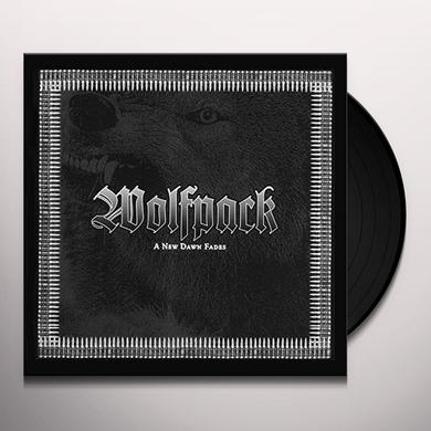 Wolfpack NEW DAWN FADES Vinyl Record