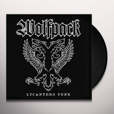 Wolfpack LYCANTHRO PUNK Vinyl Record