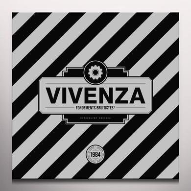 Vivenza FONDEMENTS BRUITISTES 1 Vinyl Record - Colored Vinyl, Red Vinyl