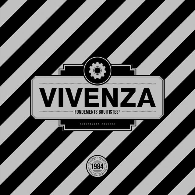 Vivenza FONDEMENTS BRUITISTES 1 Vinyl Record