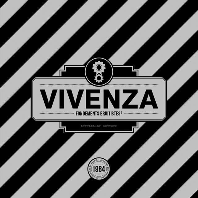 Vivenza FONDEMENTS BRUITISTES 2 Vinyl Record