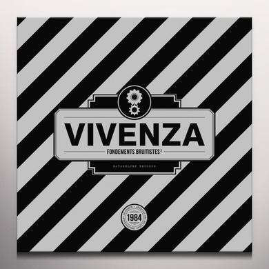 Vivenza FONDEMENTS BRUITISTES 2 Vinyl Record - Colored Vinyl, Red Vinyl