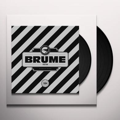 Brume FRICTION Vinyl Record