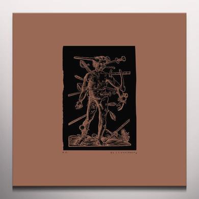M.B. WELTANSCHAUUNG Vinyl Record - Brown Vinyl, Colored Vinyl