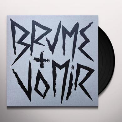 BRUME + VOMIR UNSTABLE Vinyl Record