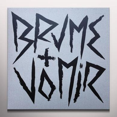 BRUME + VOMIR UNSTABLE Vinyl Record - Colored Vinyl, Red Vinyl