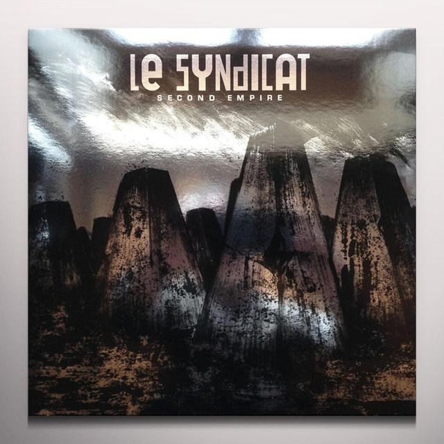 LE SYNDICAT SECOND EMPIRE Vinyl Record - Colored Vinyl, Red Vinyl