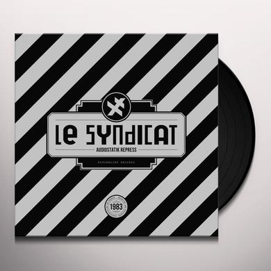 LE SYNDICAT AUDIOSTATIK REPRESS Vinyl Record