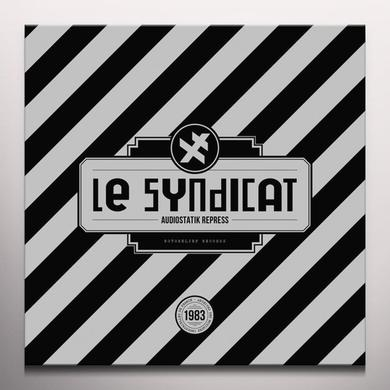 LE SYNDICAT AUDIOSTATIK REPRESS Vinyl Record - Colored Vinyl, Red Vinyl