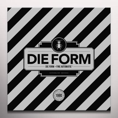 DIE FORM FINE AUTOMATIC 1 Vinyl Record - Colored Vinyl, Red Vinyl