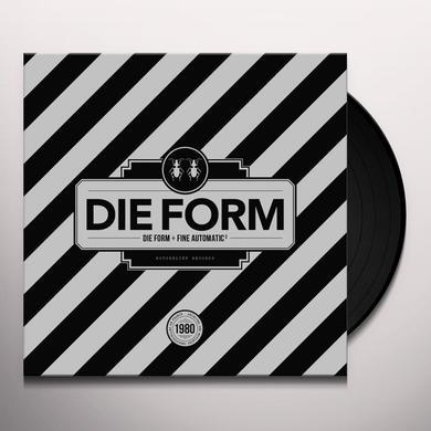 DIE FORM / FINE AUTOMATIC 2 Vinyl Record