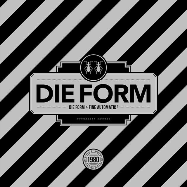 DIE FORM / FINE AUTOMATIC 2 Vinyl Record