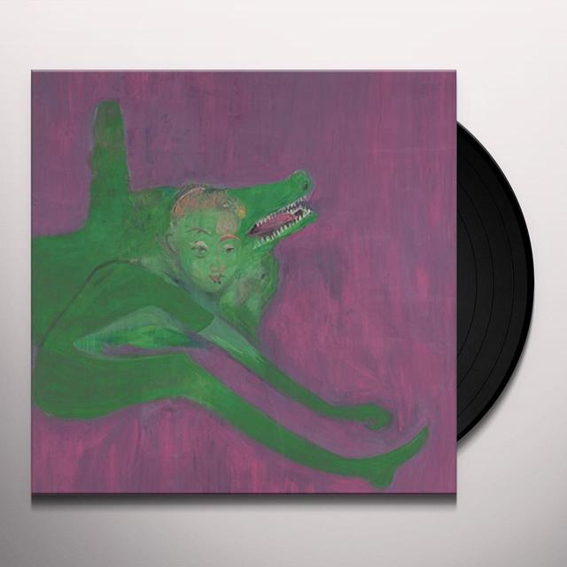 David Grubbs PRISMROSE Vinyl Record