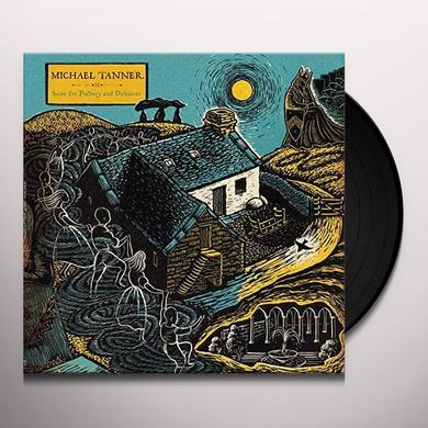 Michael Tanner SUITE FOR PSALTERY & DULCIMER Vinyl Record