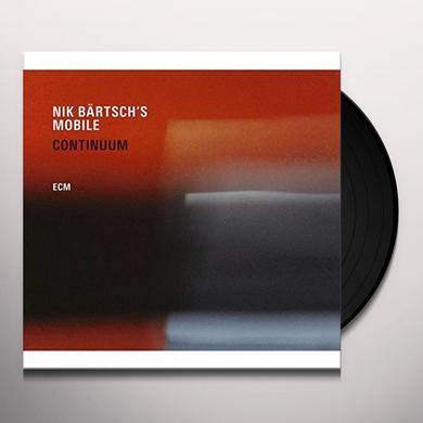 NIK BARTSCH'S MOBILE CONTINUUM Vinyl Record