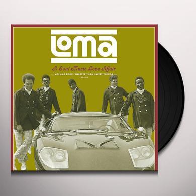 LOMA: A SOUL MUSIC LOVE AFFAIR 4 / VARIOUS Vinyl Record