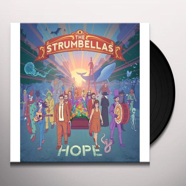The Strumbellas HOPE Vinyl Record