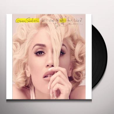 Gwen Stefani THIS IS WHAT THE TRUTH FEELS LIKE Vinyl Record - Gatefold Sleeve