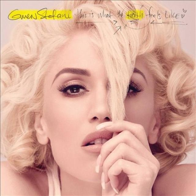 Gwen Stefani THIS IS WHAT THE TRUTH FEELS LIKE Vinyl Record