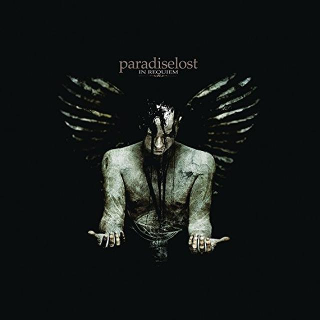 Paradise Lost IN REQUIEM Vinyl Record - Gatefold Sleeve, Reissue