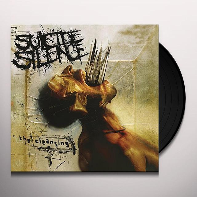 Suicide Silence CLEANSING Vinyl Record - w/CD, Gatefold Sleeve, Reissue