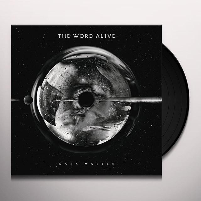 Word Alive DARK MATTER Vinyl Record
