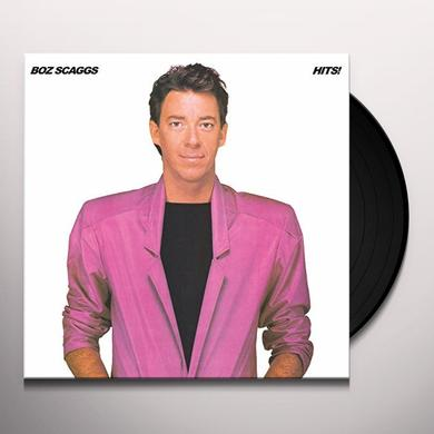 Boz Scaggs HITS Vinyl Record - Gatefold Sleeve, Limited Edition, 180 Gram Pressing, Anniversary Edition