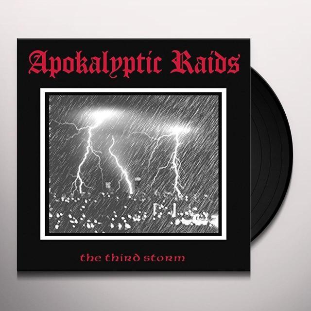 APOKALYPTIC RAIDS THIRD STORM Vinyl Record