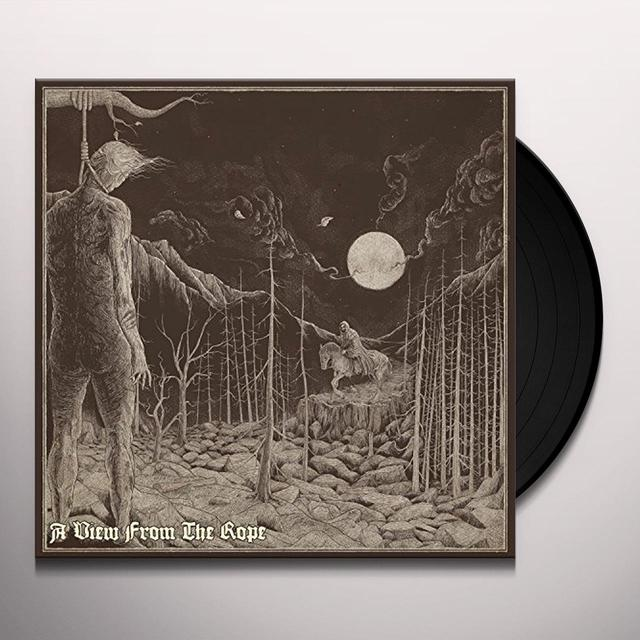 HOODED MENACE / LOSS VIEW FROM THE ROPE Vinyl Record